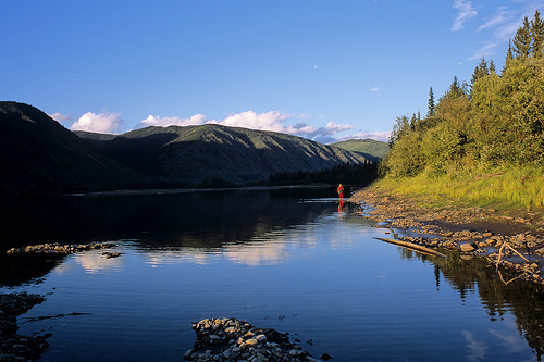 Riviere Yukon