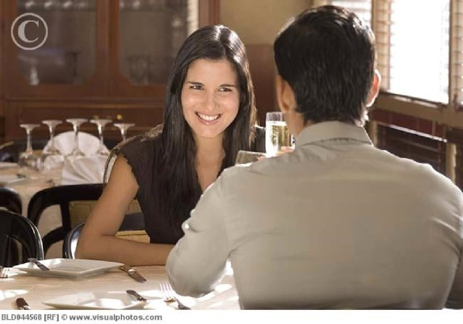 Qu'est ce qui se passe donc ici, dans ce restaurant si représentatif?
