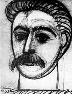 Staline par Picasso (1936)