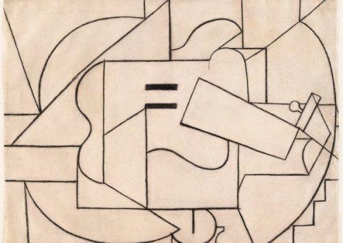 Un dessin de picasso