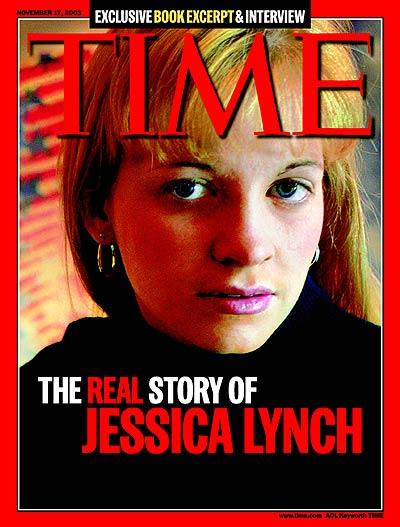 La VRAIE histoire de Jessica Lynch