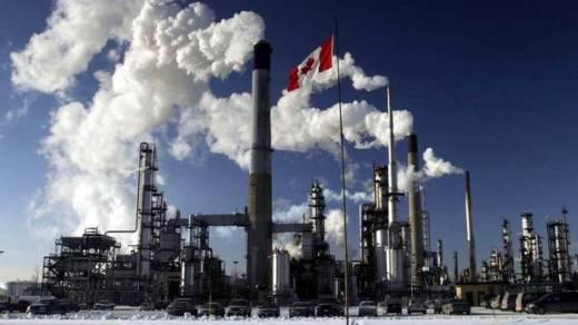 raffinerie canadienne