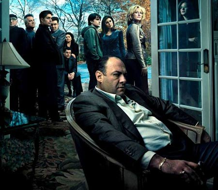 Cast of the Sopranos