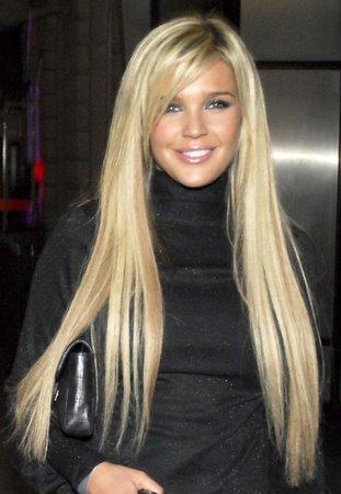 Mademoiselle Danielle Lloyd est une blonde vénitienne. Oui? Non?
