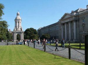 Trinity College, Dublin, Irlande