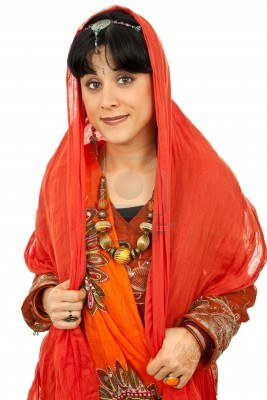 femme-hindoue