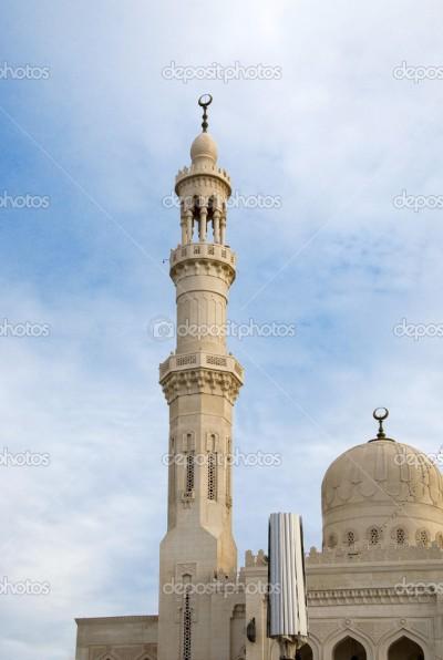 minaret-et-mosque