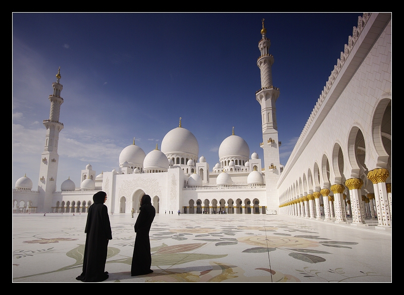 Mosque Sheik Zayed