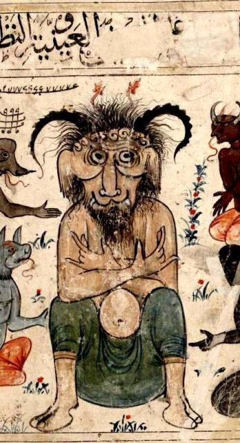 En Islam, Satan (ou Iblis) est un djinn…