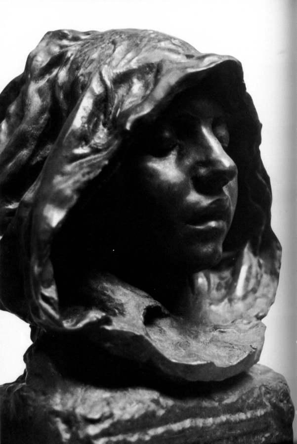 Femme voilee de Camille Claudel