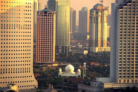 Jakarta (capitale de l'Indonésie)