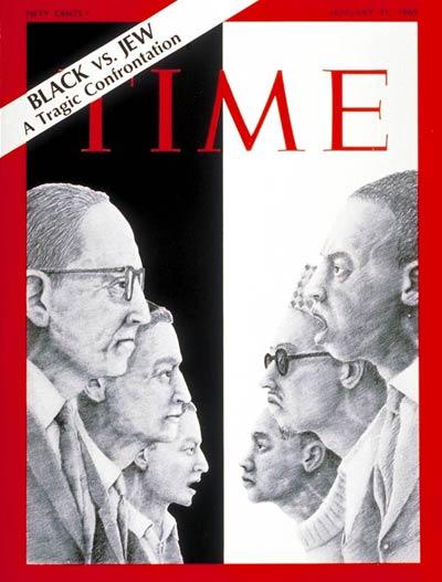 Couverture du TIME du 31 Janvier 1969