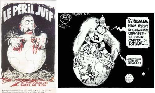 Caricatures-antisemites
