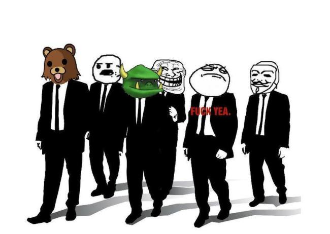 Troll_face et ses amis