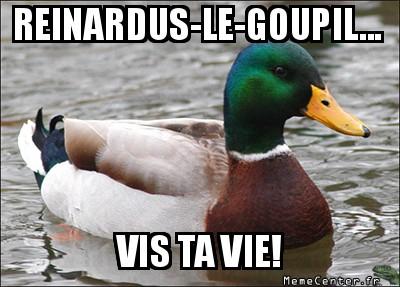 actual-advice-mallard-reinardus-le-goupil----vis-ta-vie