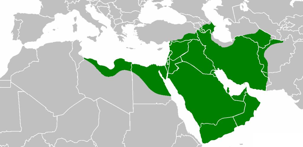 L'Islam sous Omar (an 644)