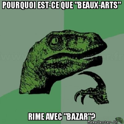 philosoraptor-beaux-arts