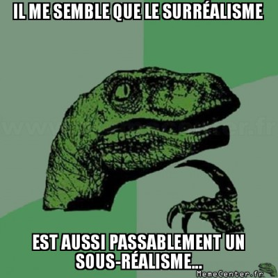 philosoraptor-surrealisme