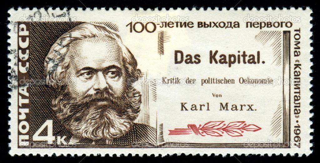 Timbre-de-4-kopeks-Karl-Marx-et-Capital