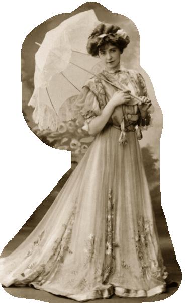Femme-avec-ombrelle