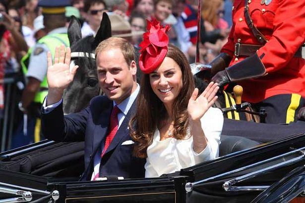 Kate-and-William-in-Canada