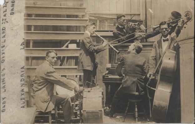 Papa Jack Laine-1919