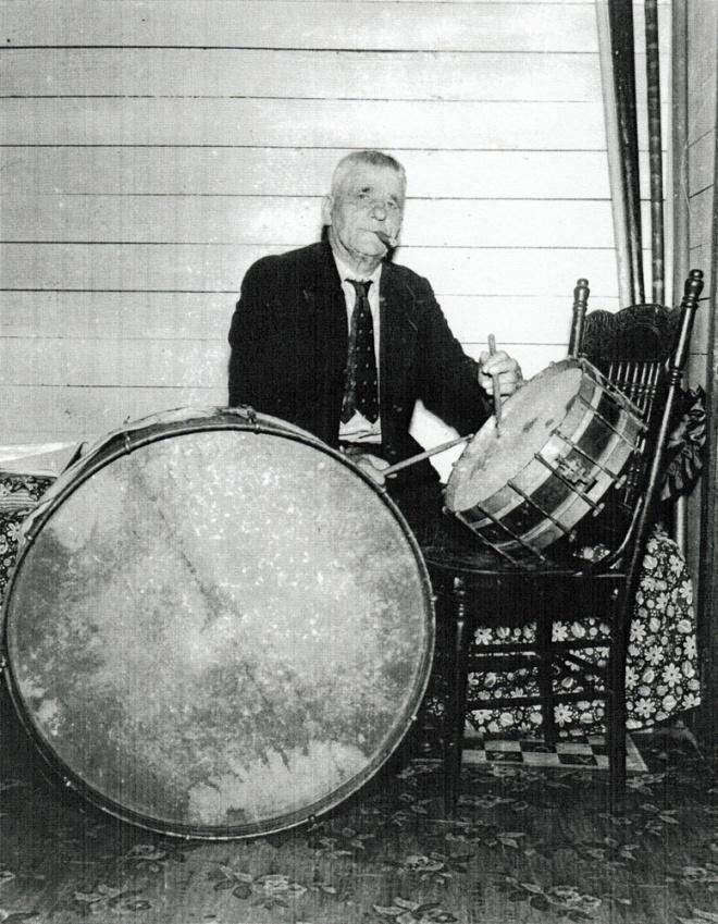 Papa Jack Laine (1873-1966)