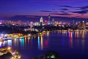 Hanoi-gratte-ciels