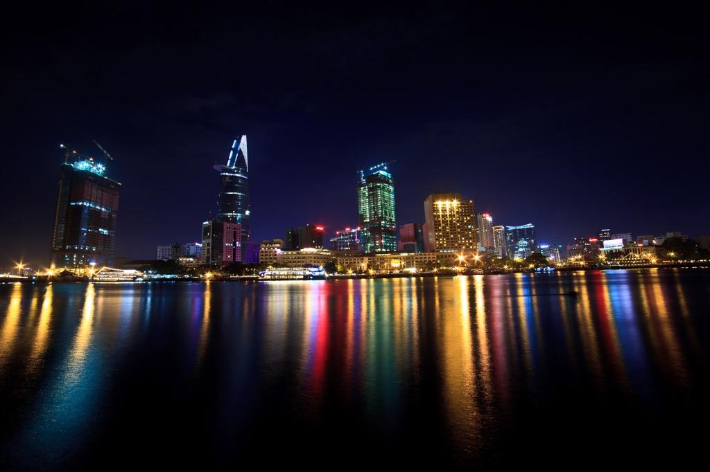 Saigon, 2015