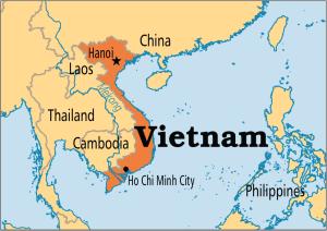 vietnam-carte
