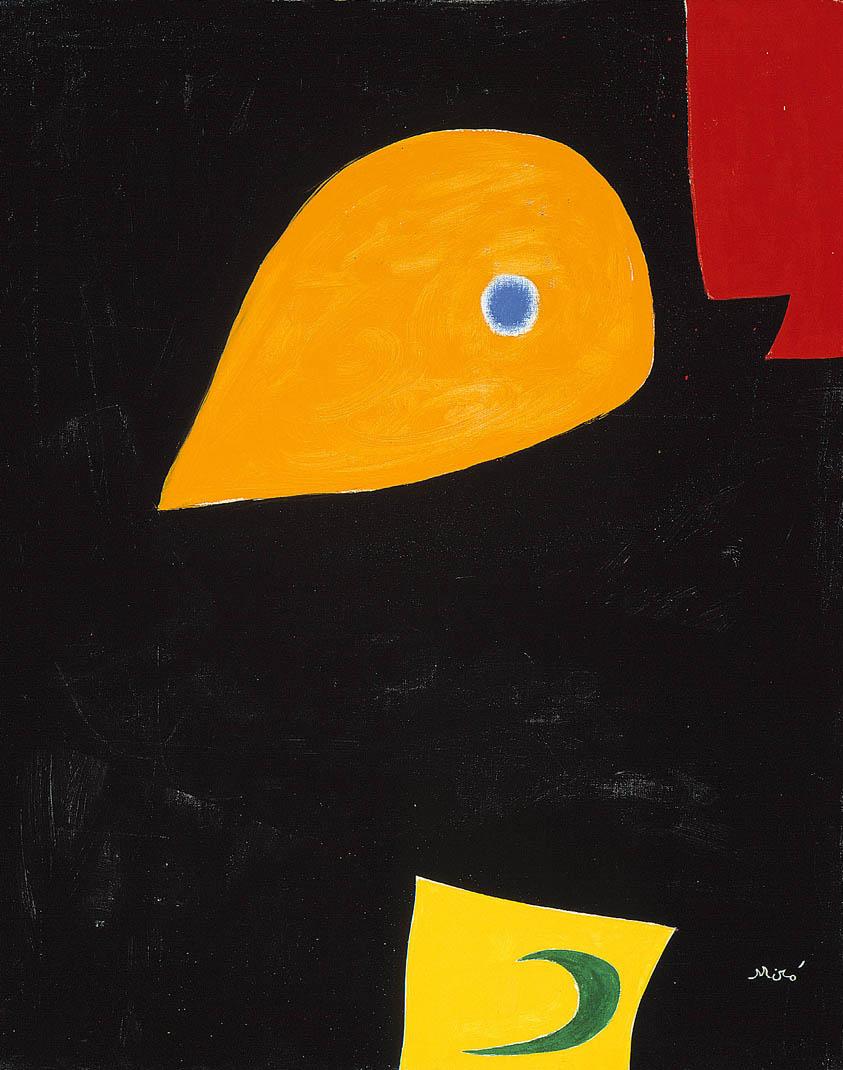 LA TÊTE (de Joan Miró)