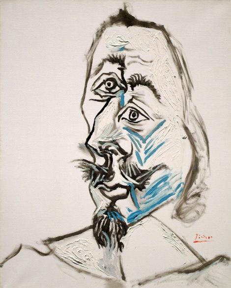 LE MOUSQUETAIRE (de Pablo Picasso)