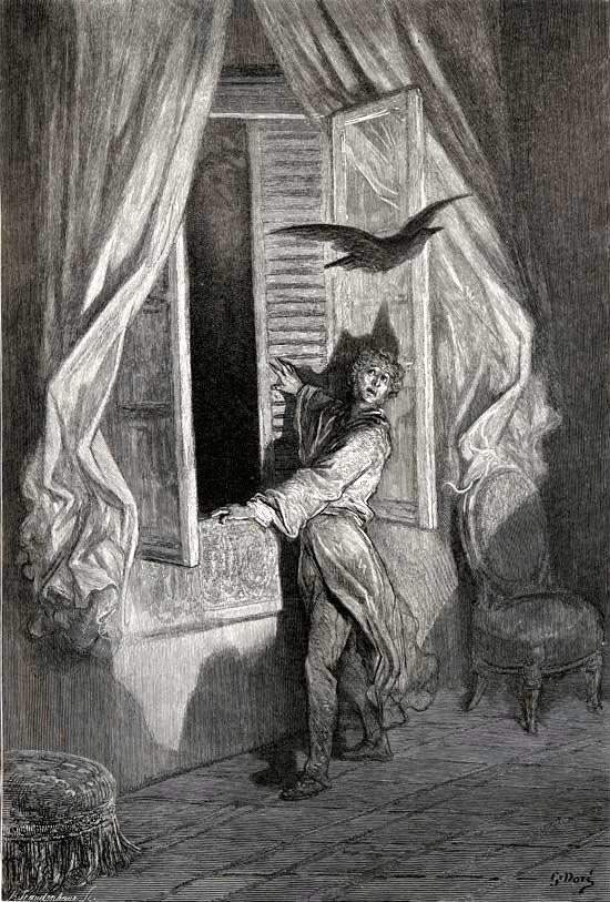 Poe=the-raven