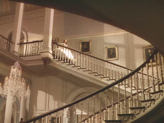 Scarlett-Stairway