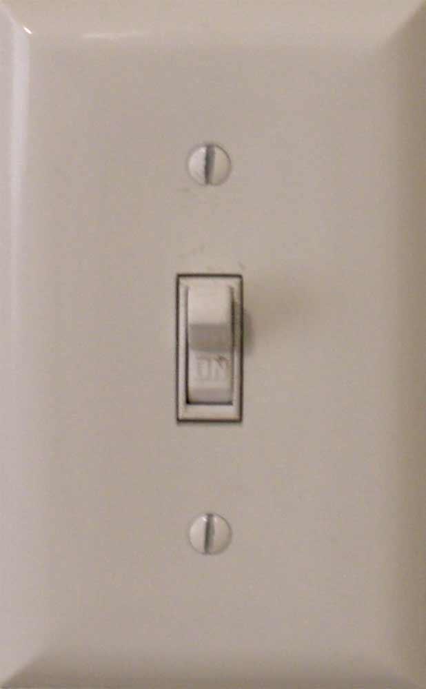 Interrupteur-couvert