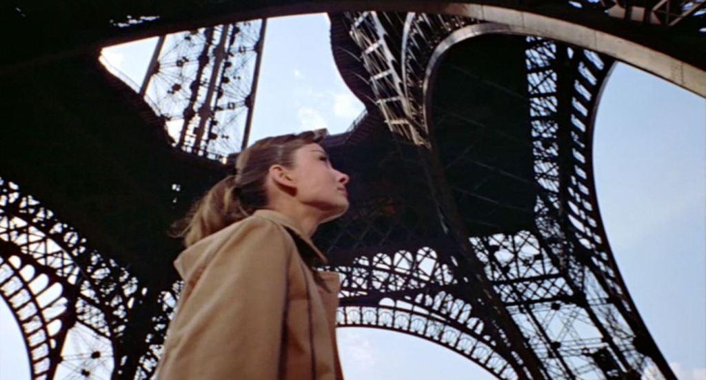 Jo Stockton (Audrey Hepburn) dans FUNNY FACE (1957)