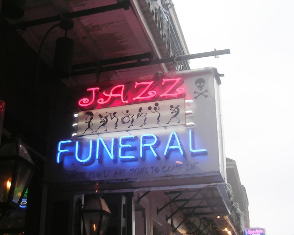 Jazz-Funeral