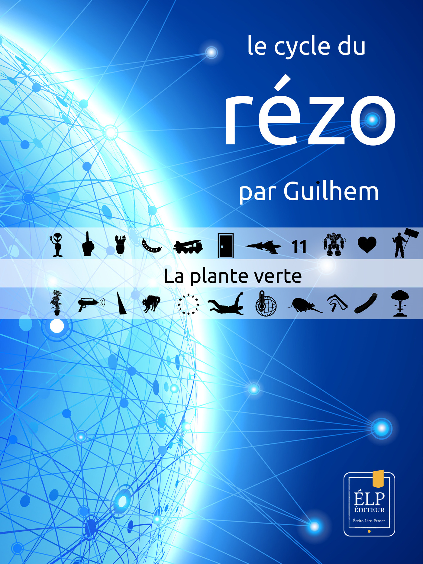 Le cycle du r zo la plante verte guilhem les 7 du quebec for La plante verte