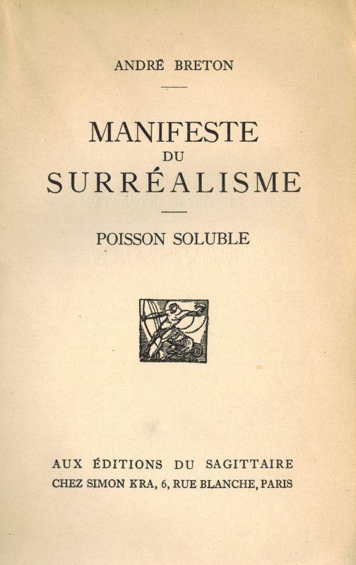manifeste-du-surrealisme