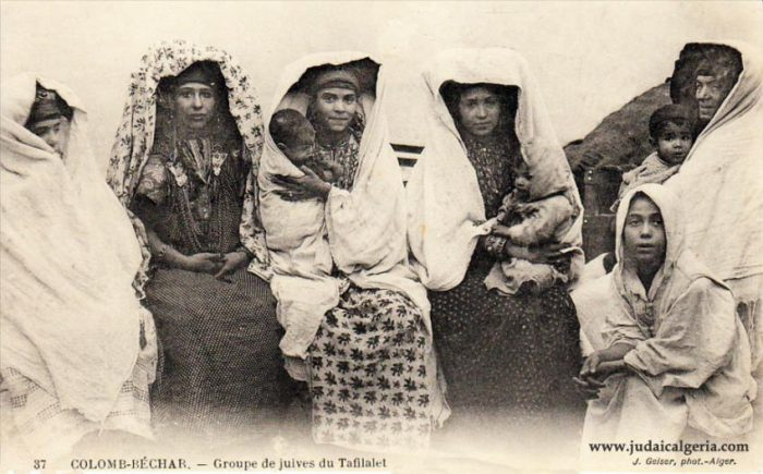 groupe-de-femmes-juives-du-tafilalet