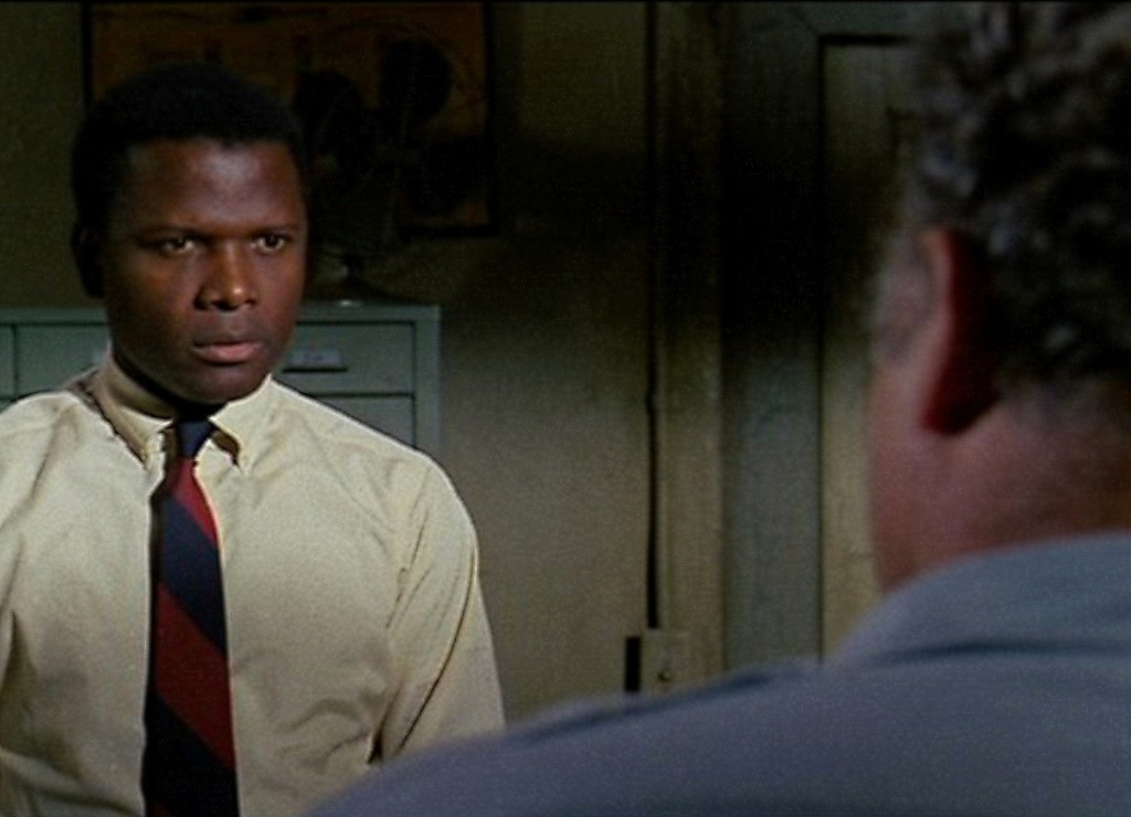 Virgil Tibbs (Sidney Poitier)