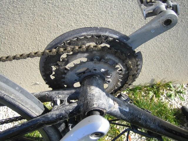Derailleur-de-bicyclette