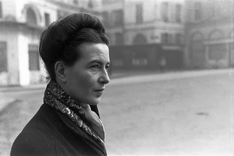 Simone d eBeauvoir (1908-1986)