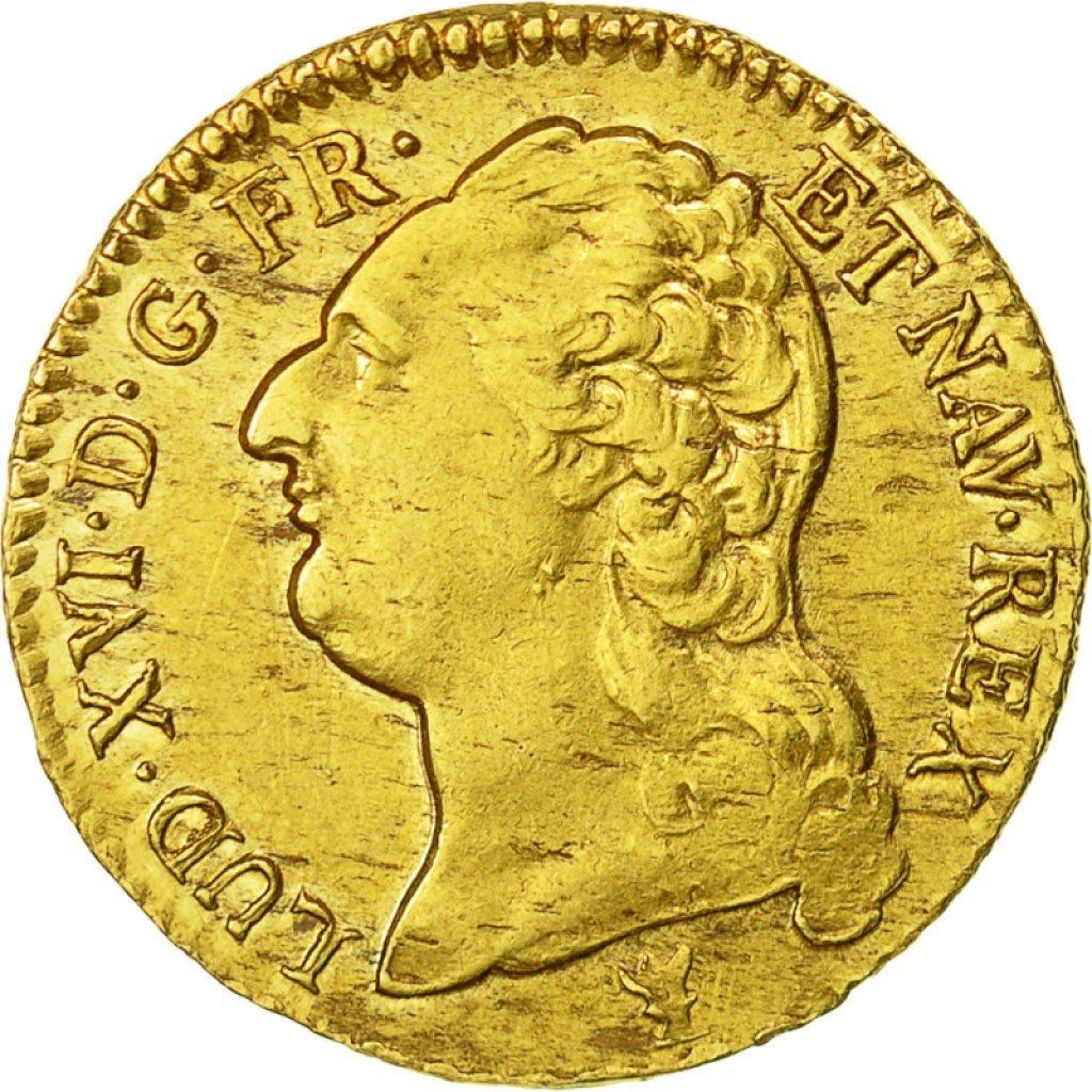 À propos de ce qui monétisa l'or